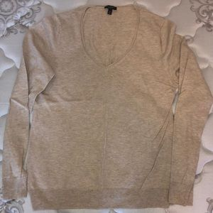 Cashmere blend Talbots sweater